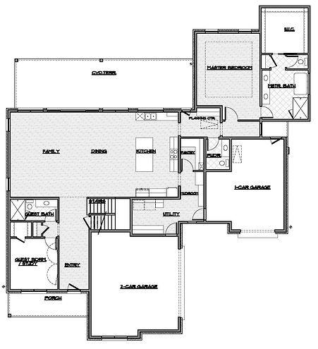 127 Aberdeen Blvd 1st floor plan