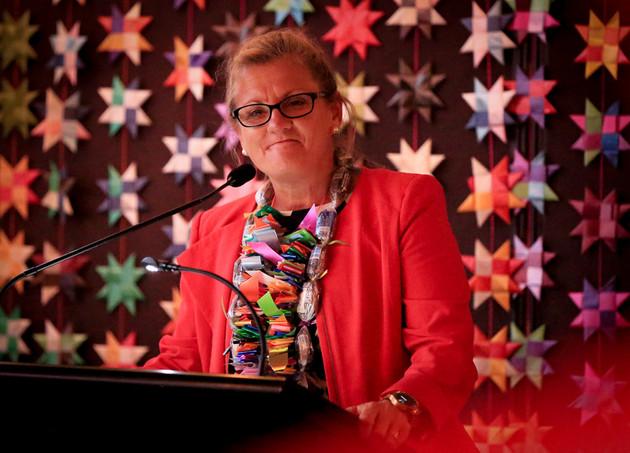 Redlands Mayor, Karen Williams 2018