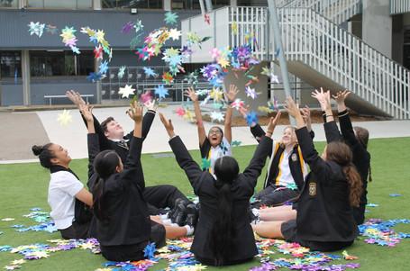 Queensland student star weavers