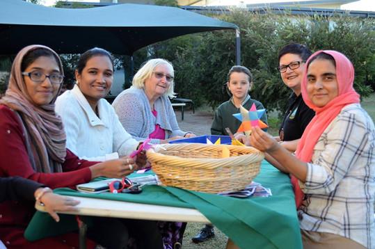 Star weavers in QLD