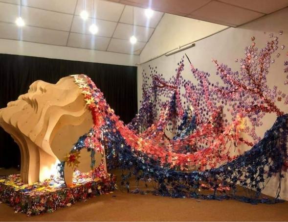 Malaysia One Million Star weavers