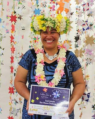 Cook Island star weavers. One Million Stars Project