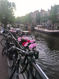 Bikes and Locks