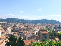 Cannes from Above