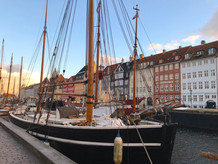 Nyhavn Evening