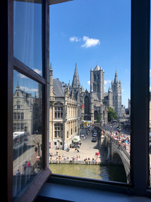 Window to the Belfry