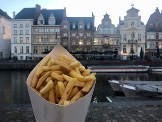Fries on the Leie