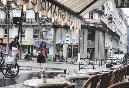Rainy Day Cafe