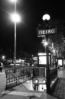 Well Lit Metro