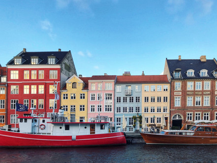 Bright Colors of Nyhavn