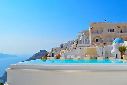 Santorini-Pool