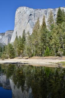 Yosemite Shoreline