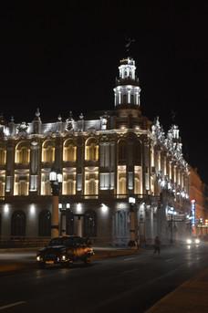 El Capitolio at Midnight