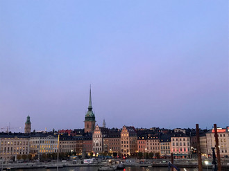 Colors of Stockholm