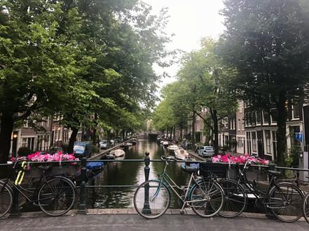 Picturesque Canals