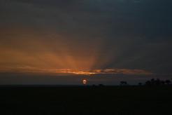 Piercing Sunrise