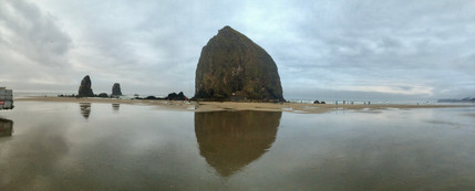 Haystack Reflection