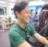 伊藤道生 トレーナー パーソナル トレーニング