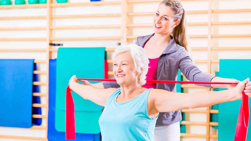 介護 予防運動 高齢者