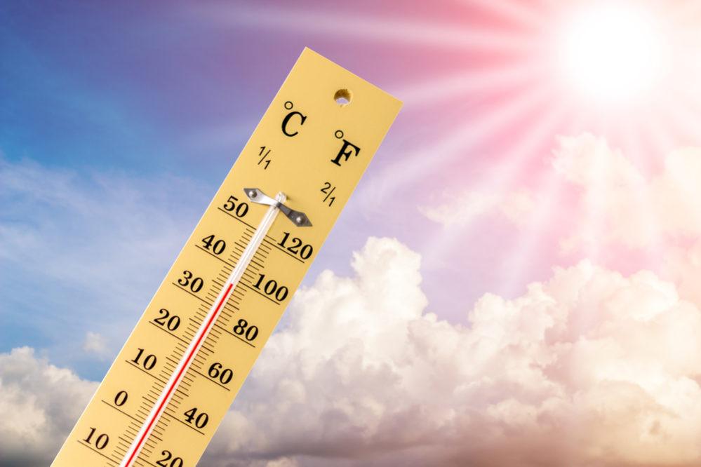 熱中症 暑い 対策