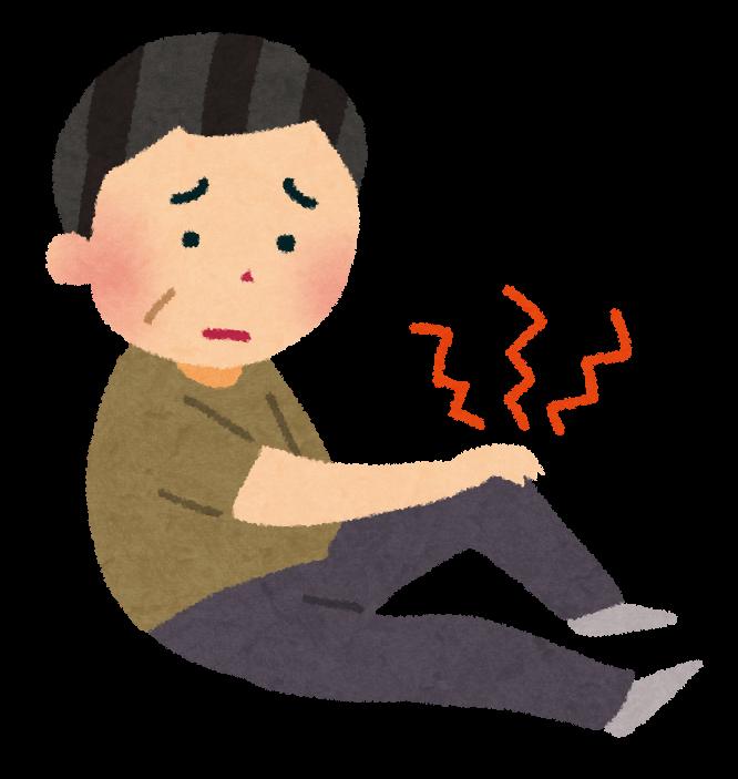 膝痛 変形性膝関節症 ツボ 鍼灸