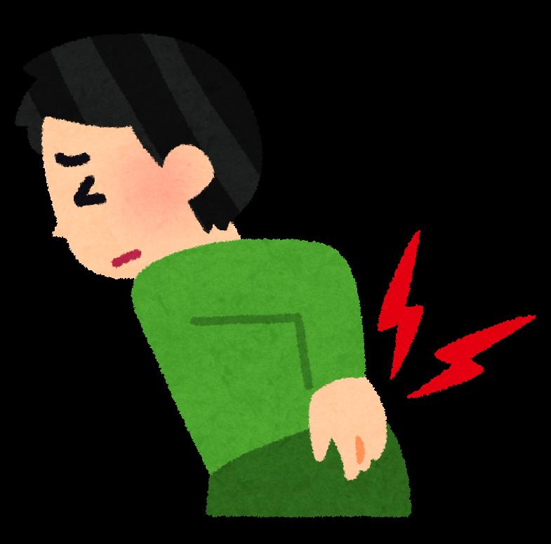 腰痛 ツボ 鍼灸