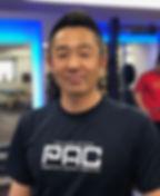 伊藤幸太郎 トレーナー トレーニング 加圧 マンツーマン