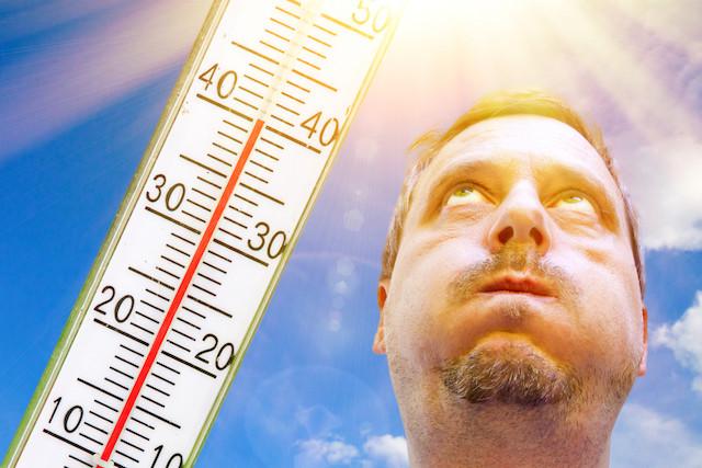 熱中症 残暑 高齢者