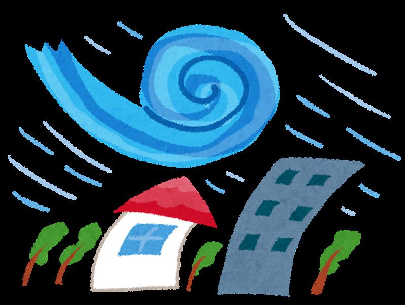 台風と体調 東洋医学 鍼灸