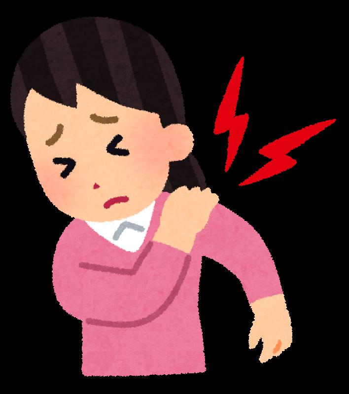 肩こり 肩の痛み ツボ 鍼灸