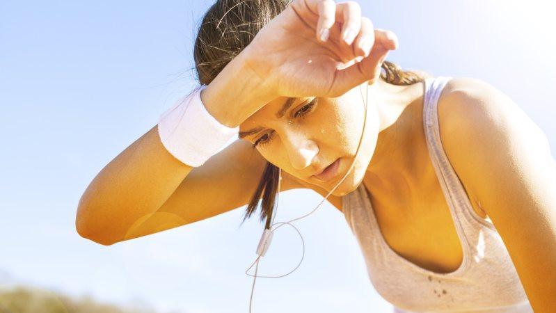 熱中症 健康 トレーニング