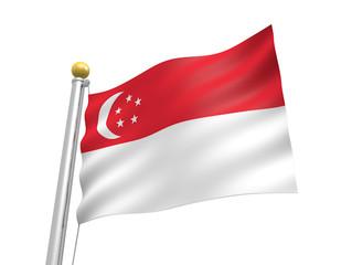 健康な国シンガポール