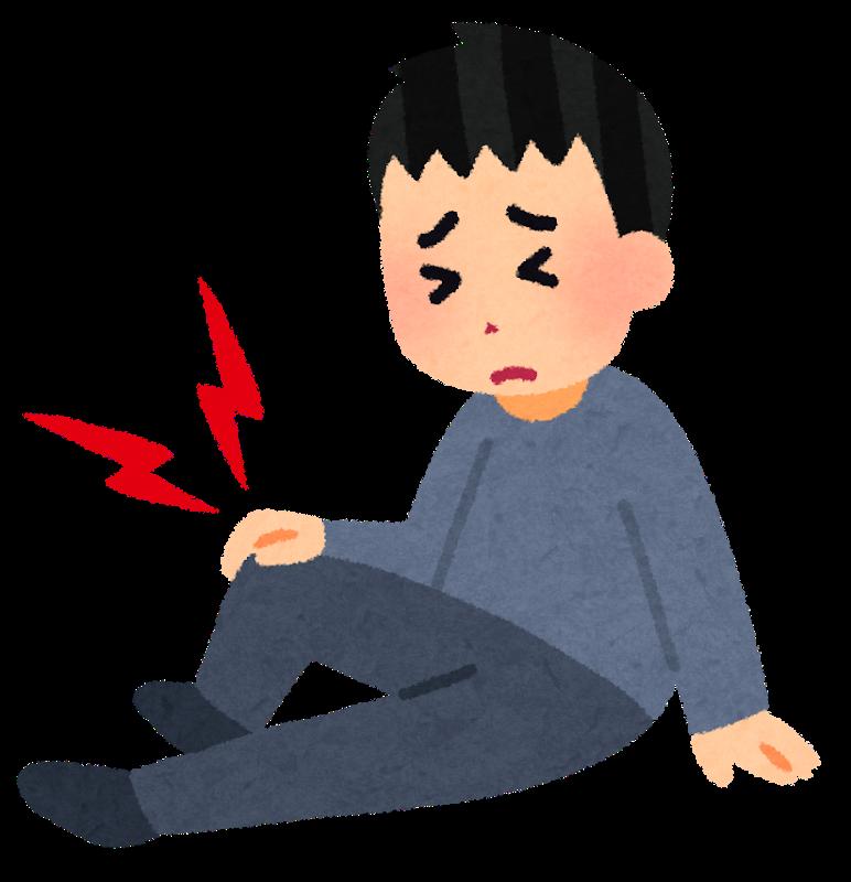 膝痛 膝の痛み 鍼灸 ツボ