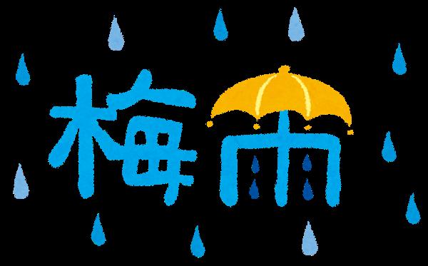 梅雨 湿邪 陰陽五行 鍼灸 ツボ