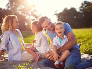 親の健康は子供の健康