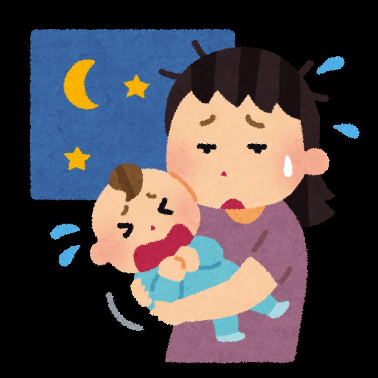 夜泣き 癇癪 小児鍼 鍼灸