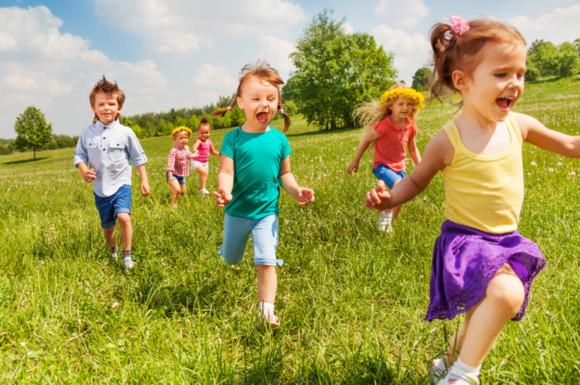 子供 骨 運動 体力 遊び