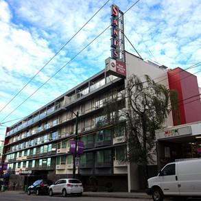 Best Western Sands Hotel, Vancouver
