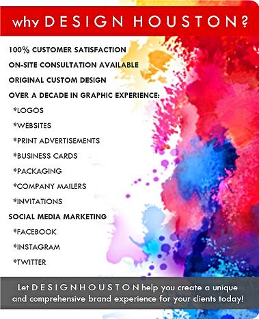 Design Houston Website Design Logo Design Graphic Design Houston TX