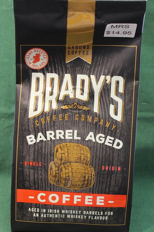 Brady's Barrel Aged Ground Coffee