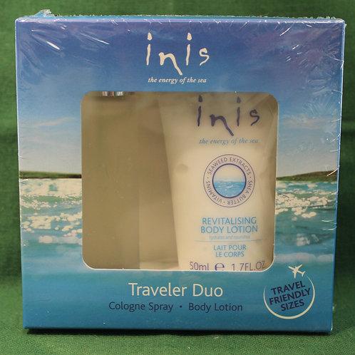 Fragrances of Ireland-Inis Travel Duo