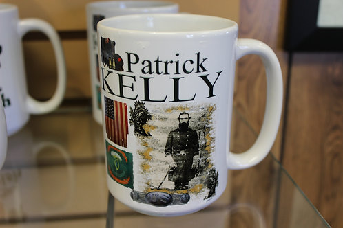 Col. Patrick Kelly mug