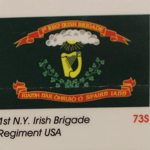 69th New York 1st Model Regimental Flag