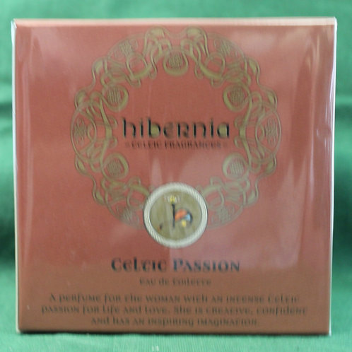 Hibernian Celtic Fragrances-Celtic Passion Eau de Toilette- 50ml
