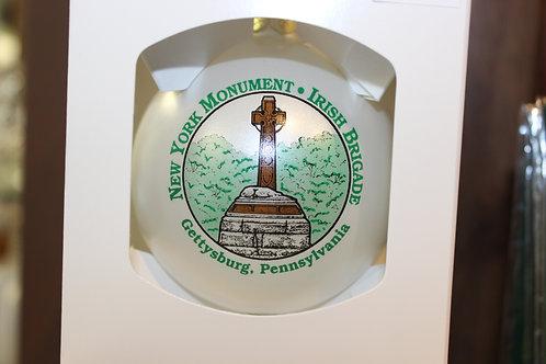 NY Irish Brigade Monument Christmas Ball