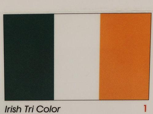 Irish Tricolor National Flag