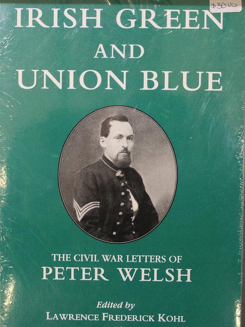 Irish Green and Union Blue