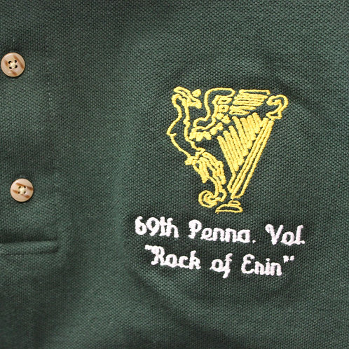69th Pennsylvania Golf Shirt