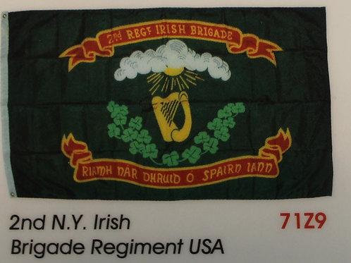 88th New York 1st Model Regimental Flag