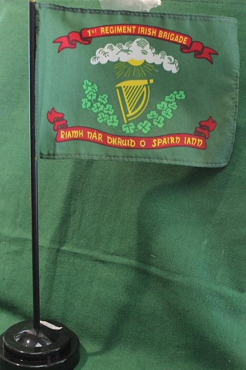 Desk Flag- 69th New York Regt Flag- 1st Regt